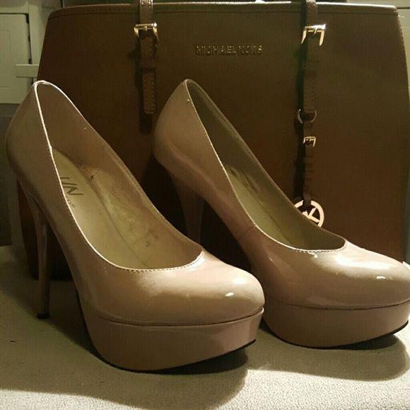 Nude pumps Uncensored Nude pumps Shoes Heels