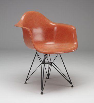 """""""DAR"""" (Dining Armchair Rod) armchair, 1951 (designed c"""