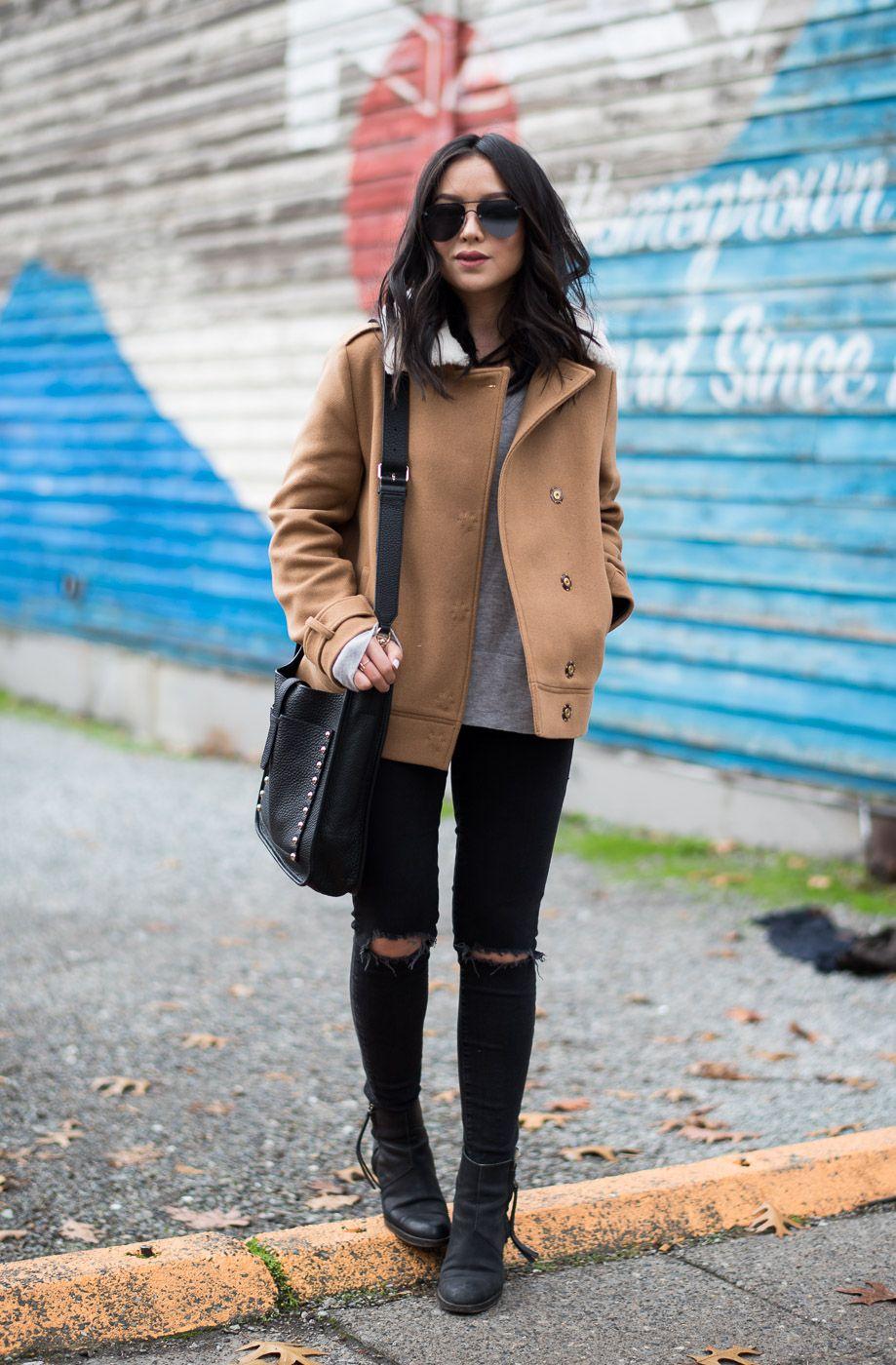 ca1b4496a3c42 sezane-hamptons-jacket-fall-october-2016-what-to-wear-in-seattle-2 ...