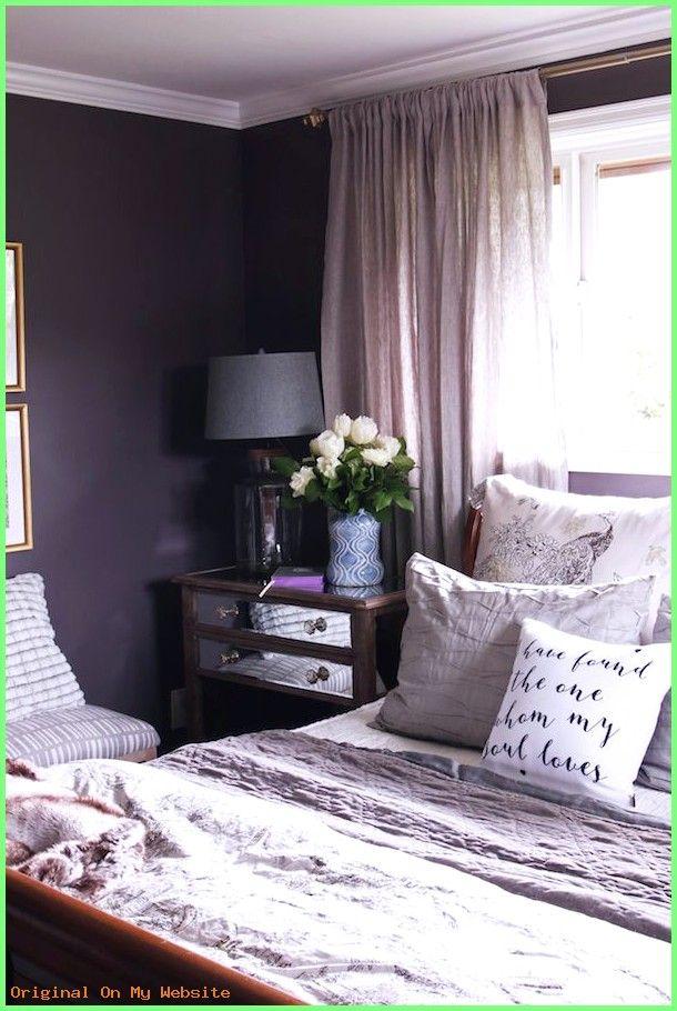 Schlafzimmer Wandfarbe Modern   Fünf Regeln für die Auswahl der perfekten Farbe bedroomwa ...