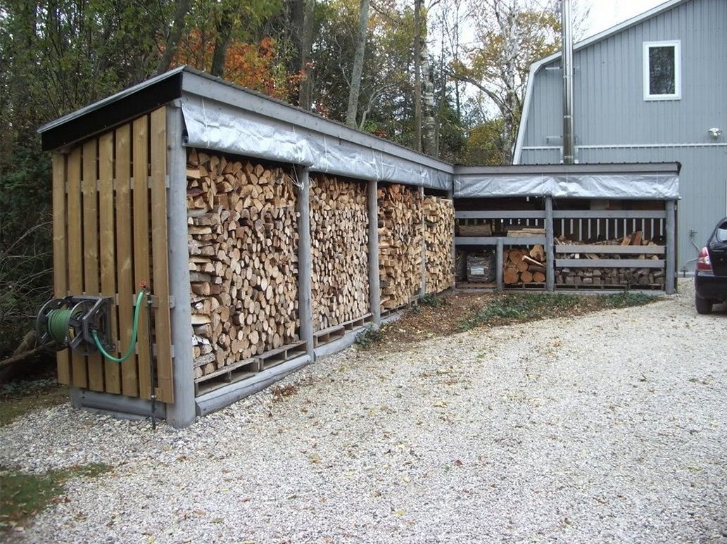 Large Of Outdoor Firewood Rack
