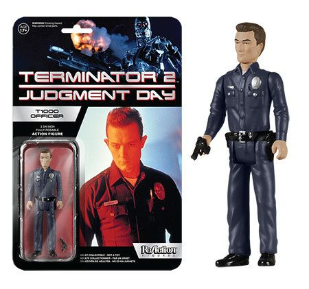 Funko Terminator 2 T1000 ReAction 3 3/4-Inch Retro Action Figure