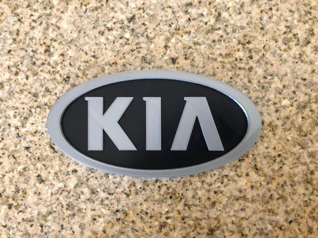 Kia+Logo+Sign+by+MeesterED. Disenos de unas