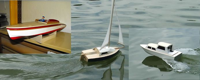 Model Boat Building Manual | Model boat plans and Boat plans