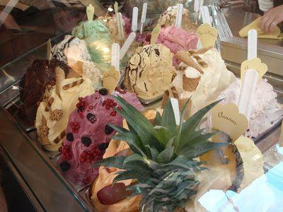Nooras söta o saltiga: Italian ihmeitä - Firenze, Siena, Rooma