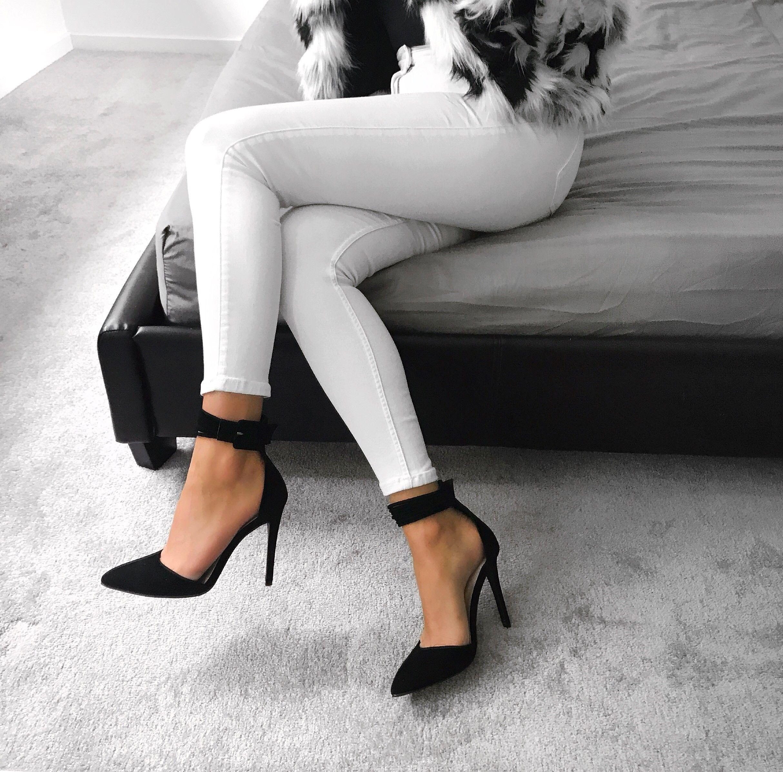 XY LONDON 💕 Lizzie Pointed Court Shoe Heels 👉