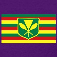 Hawaiian T Shirts Spreadshirt Hawaiian Tshirts Hawaiian Flag Tshirts Online
