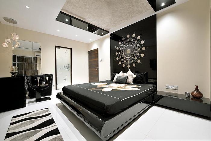 Bedroom Designs - Milind Pai Architects beds Pinterest Photos