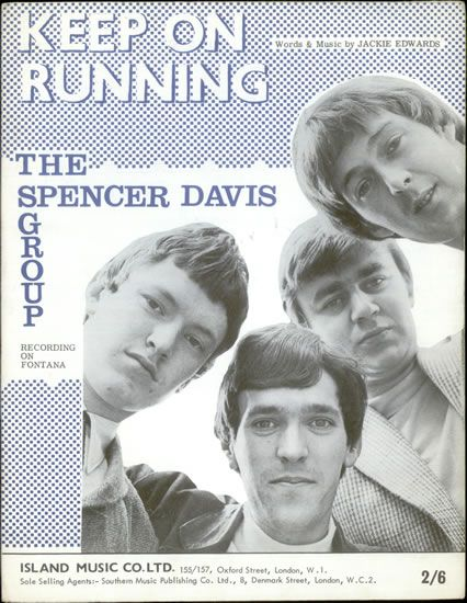 Spencer-Davis-Group-Keep-On-Running.....