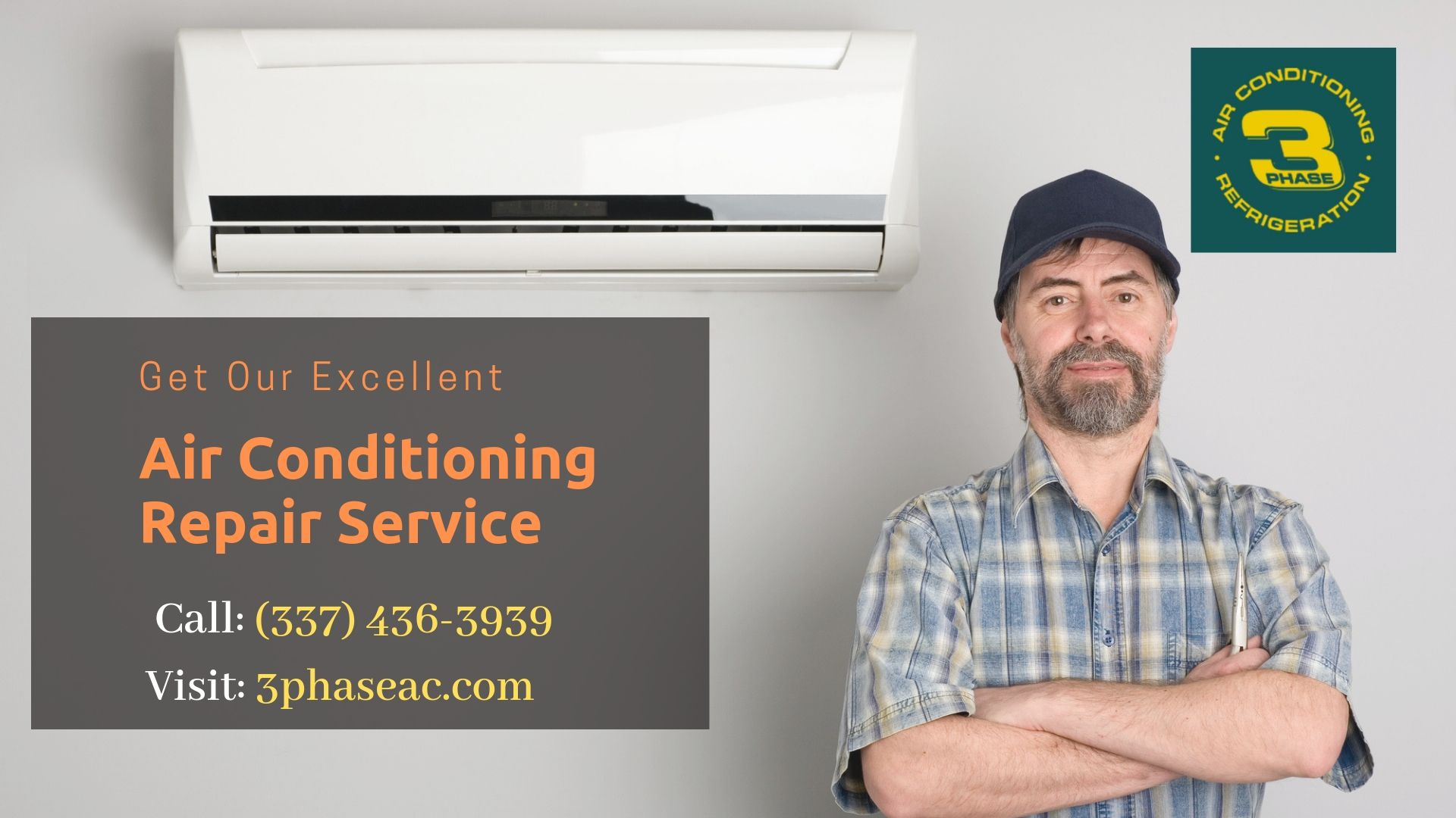 Get Our Excellent Air Conditioning Repair Service Air