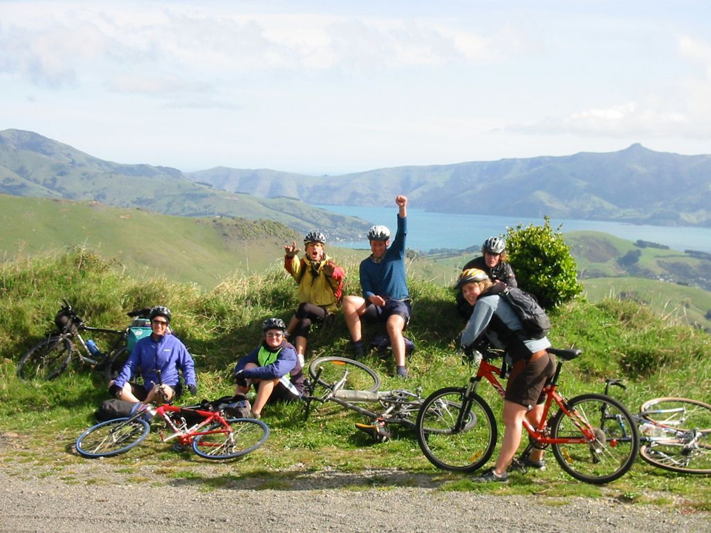 New Zealand Bicycle Tours and Holidays (With images) | Mtb ...