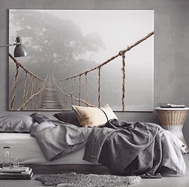 That Picture..that Room! Cosy Up #mysterious #winterwarmth