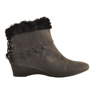 Womens Antia Cassandra Ankle Boots Brown Leather - ONLY $189.95