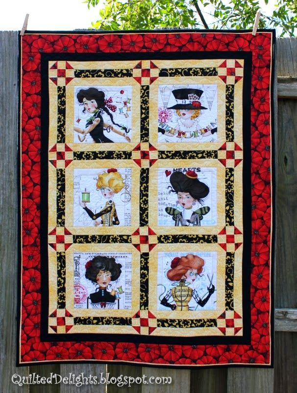 Quilting Blogs What Are Quilters Blogging About Today 10 Quilt Sewing Patterns Panel Quilts Panel Quilt Patterns