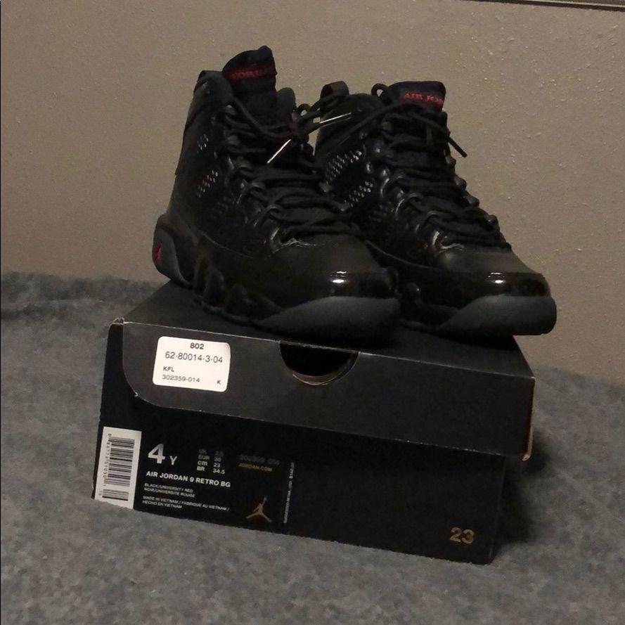 new york fe502 785c0 Jordan Shoes   Air Jordan Retro 9 Bred   Color: Black/Red ...