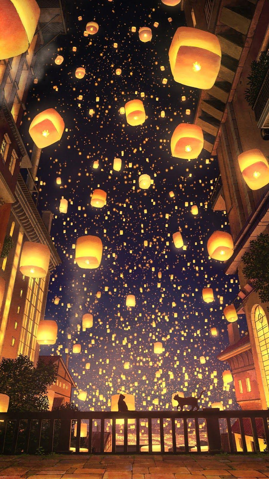Light Up The Night Disney Phone Wallpaper Disney Wallpaper