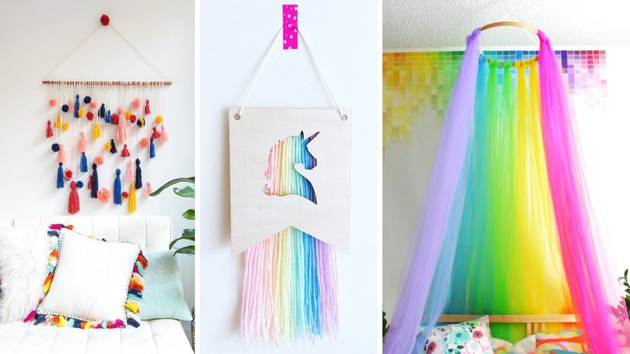 Diy Room Decor 15 Diy Room Decorating Ideas Diy Ideas For Girls