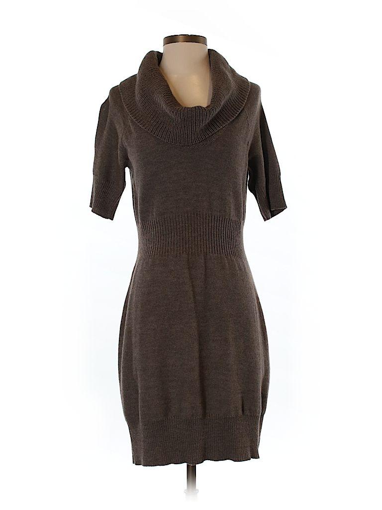 0bf030b77ae Ann Taylor LOFT Women Sweater Dress Size S