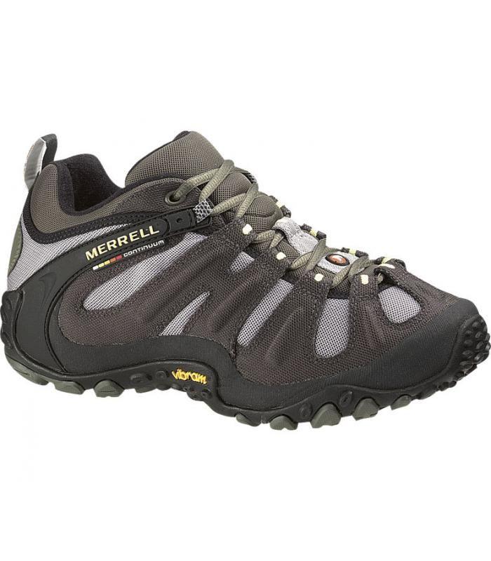 zapatillas trekking asics hombre