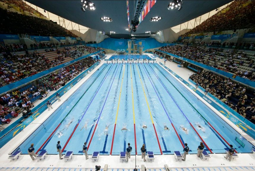How Many Olympic Size Swimming Pools Per Day Would Be Filled With 890 000 Barrels Of Oil Olympic Size Swimming Pool Swimming Swimming Pools