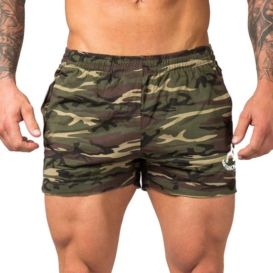 Boys Kids Casual Camo Cargo Shorts Camouflage Summer Gym Sports Beach Pants New