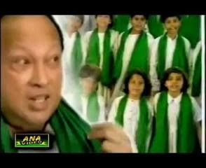 Pakistan Pakistan Song by Nusrat Fateh Ali Khan   Top 5