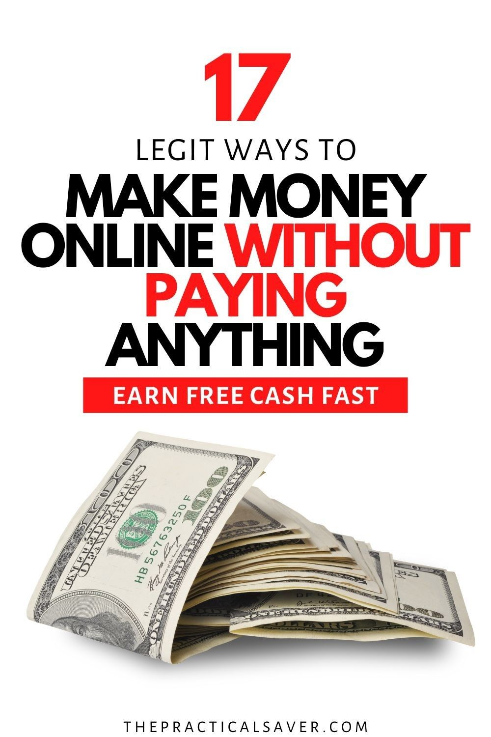How To Make Money Online Without Paying Anything 2020