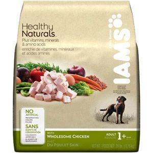 Walmartgreen Iams Healthy Naturals Dog Food 29 Lbs Walmart