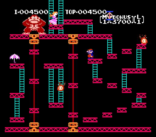 Original Donkey Kong Game