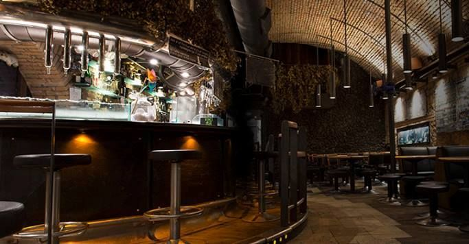 A St. Patrick's-inspired guide to the best bars for artisanal beer in Rome.