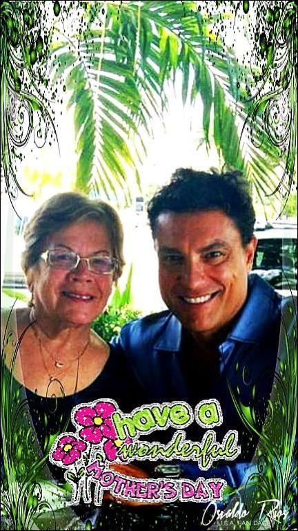 Osvaldo Rios & Mama