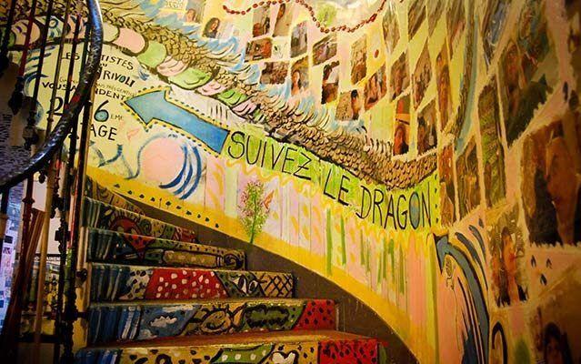 Maison des Artistes - Rue de Rivoli - Paris  Art studios, Amazing
