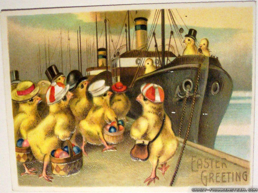 easter postcards vintage – Vintage Easter Cards