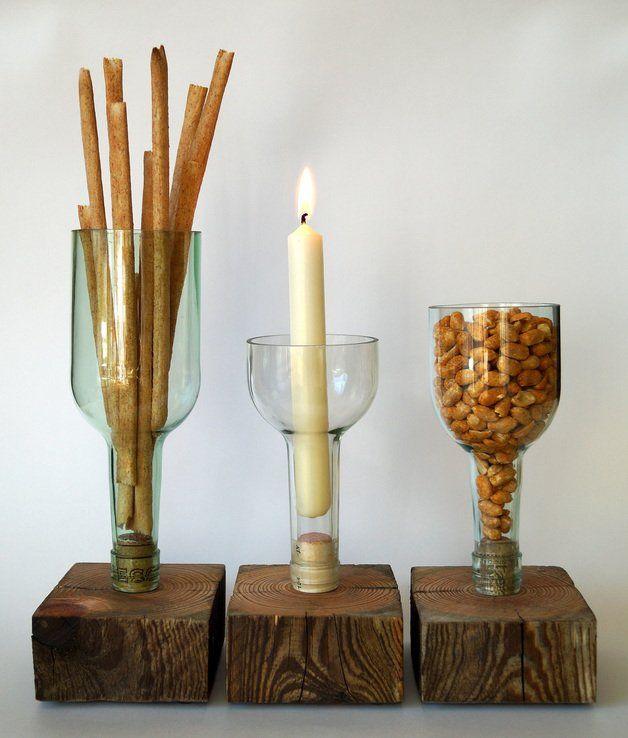 deko objekte party set tisch accessoire wild bottles 3. Black Bedroom Furniture Sets. Home Design Ideas