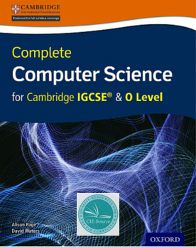 9780198367215, Complete Computer Science for Cambridge IGCSE® & O Level Student Book - CIE SOURCE