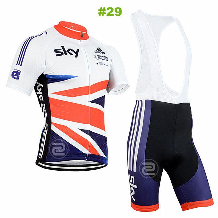 Hot New Cycling Bicycle Team Jersey Shorts Bib Shorts Short Suit Bib Short Sets