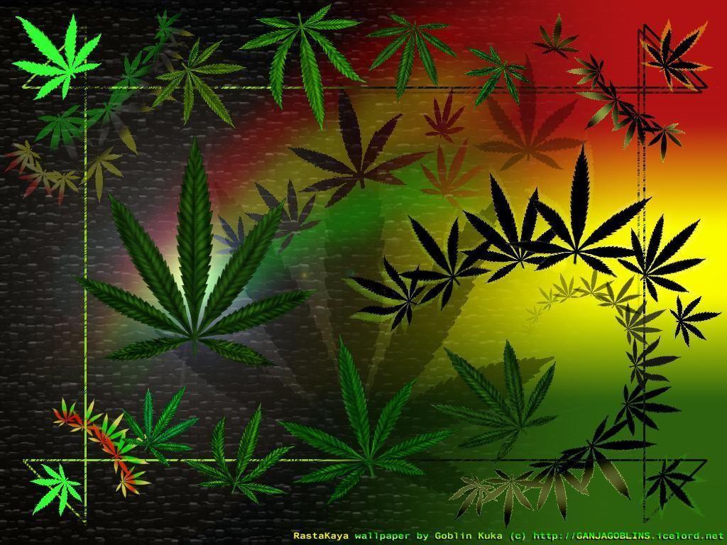 Marijuana Wallpaper Psychedelic
