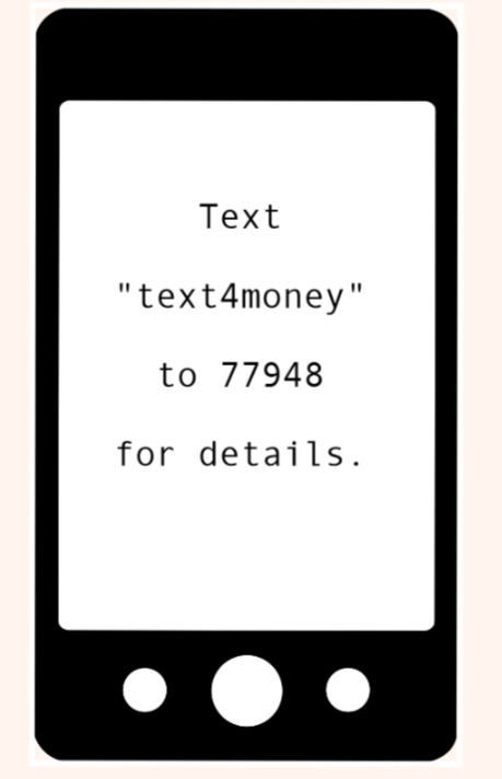 How to make money texting