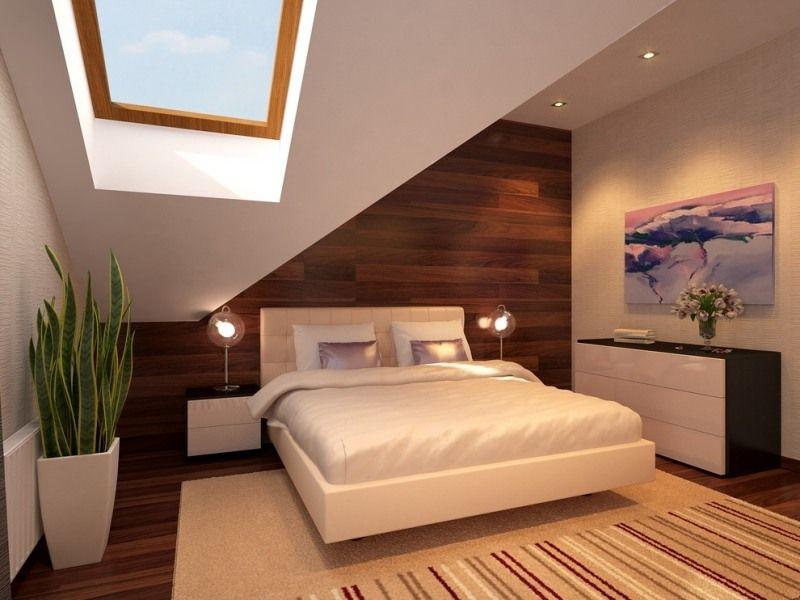 Chambre mansardée: 30 idées d\'aménagement et de déco! | chambre ...