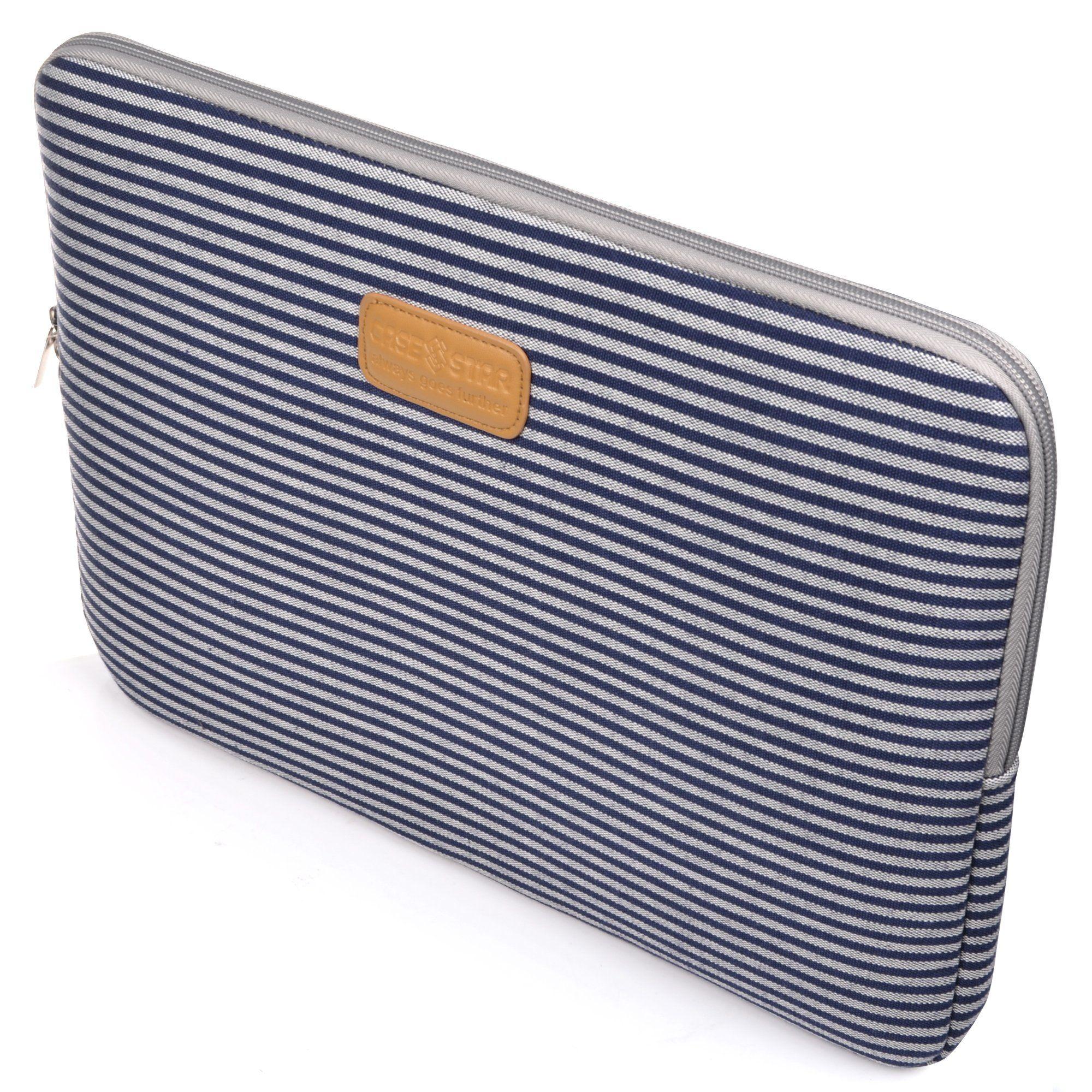 Robot Check 13 Inch Laptop Sleeve Canvas Laptop Bag Macbook Pro Case