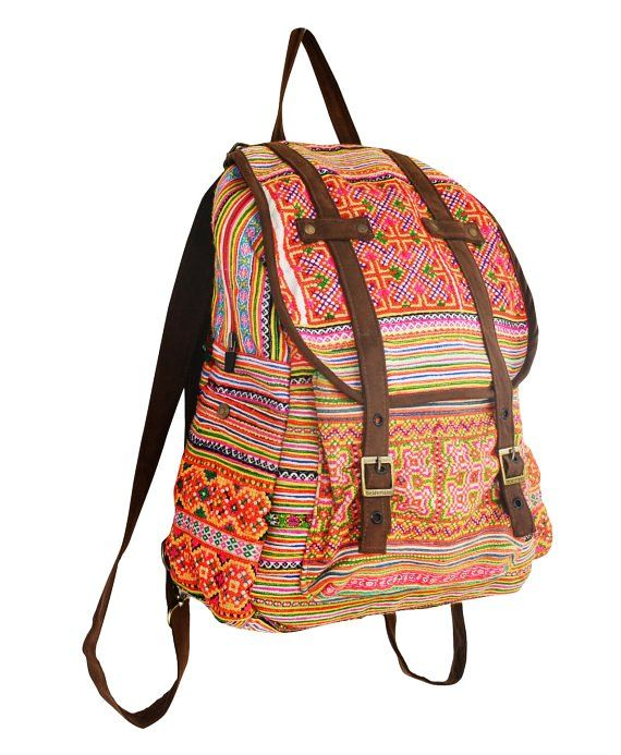 Colorful Aztec Backpacks for Girls - Vintage Aztec Backpacks for ...