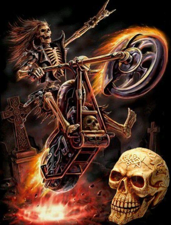 Etonnant Hellrider By Anne Stokes. Harley Davidson ...
