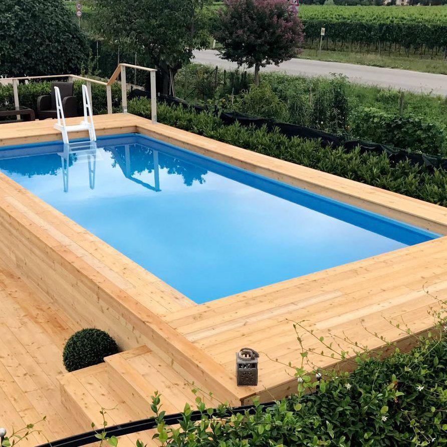 Piscina Da Esterno Fuori Terra piscine fuoriterra | piscine, aree esterne, piscina fuori terra