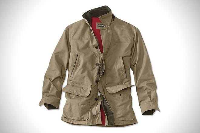 62fd6e026 Blank Canvas: 12 Best Waxed Canvas Jackets For Men | Men's Style ...
