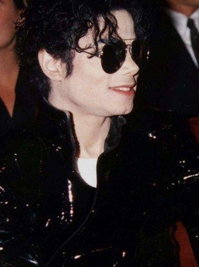 Bob Michael Jackson Short Hair