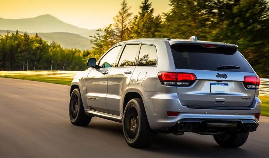 2021 Jeep Grand Cherokee Engine Jeep Grand Cherokee Diesel Jeep