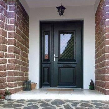 Spécialisés dans la pose de portes d\u0027entrée en aluminium, nous vous - pose d une porte d entree