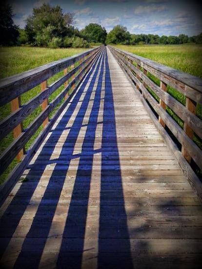 """As you move forward today, be aware of how your hopeful, loving energy encourages those around you. And discover that you are not alone and good people are being drawn near to love and encourage you too. Photo credit: """"Long Walk By Kevin Black"""""""