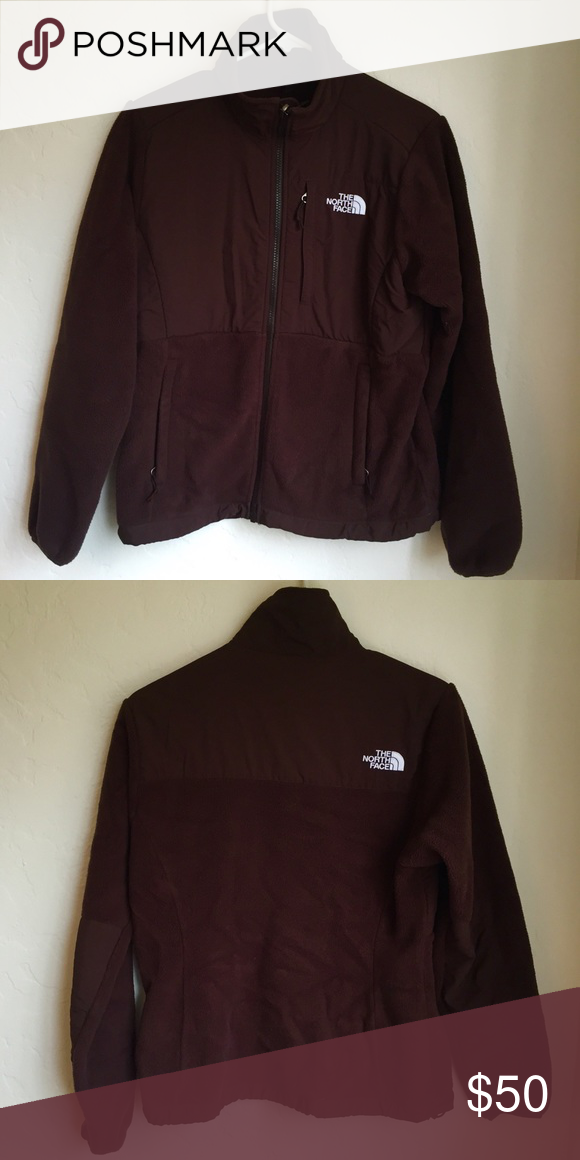 North Face Denali fleece jacket Hardly worn north face jacket, like new condition North Face Jackets & Coats
