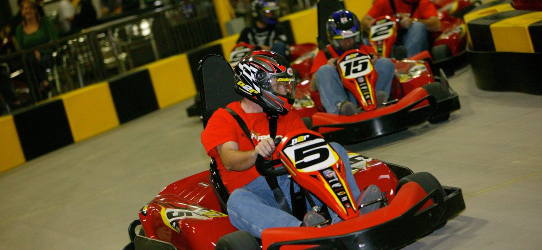 Go Kart Racing Las Vegas Pole Position Raceway